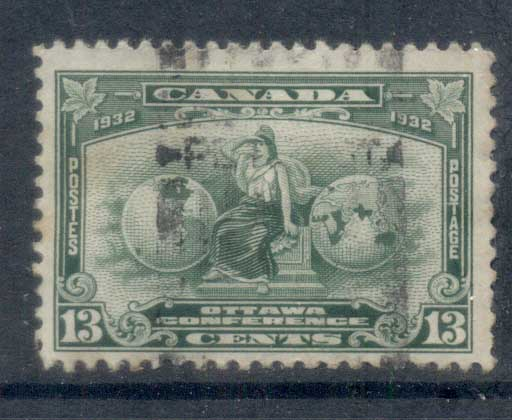 Canada 1932 Imperial Economic Conference, Ottawa 13c British Empire FU