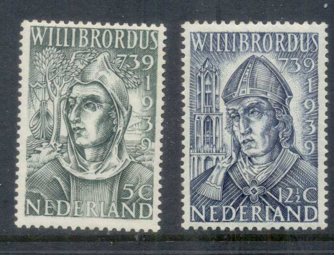 Netherlands 1939 St Willibrord MLH