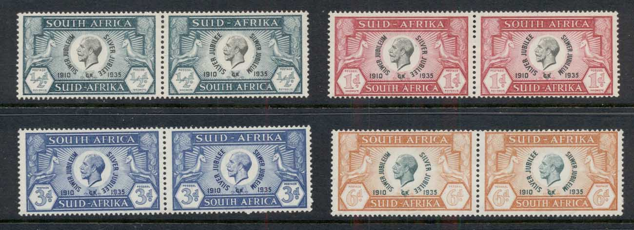 South Africa 1935 Silver Jubilee pr MUH