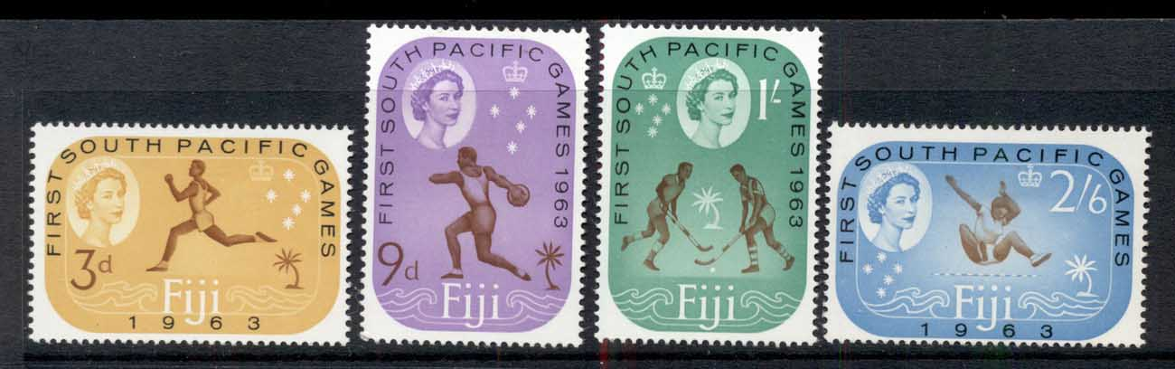 Fiji 1963 South Pacific Games MUH