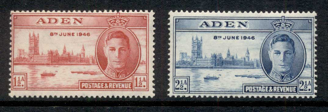 Aden 1946 Victory MLH