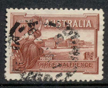 Australia 1927 Opening of Parliament House Canberra FU