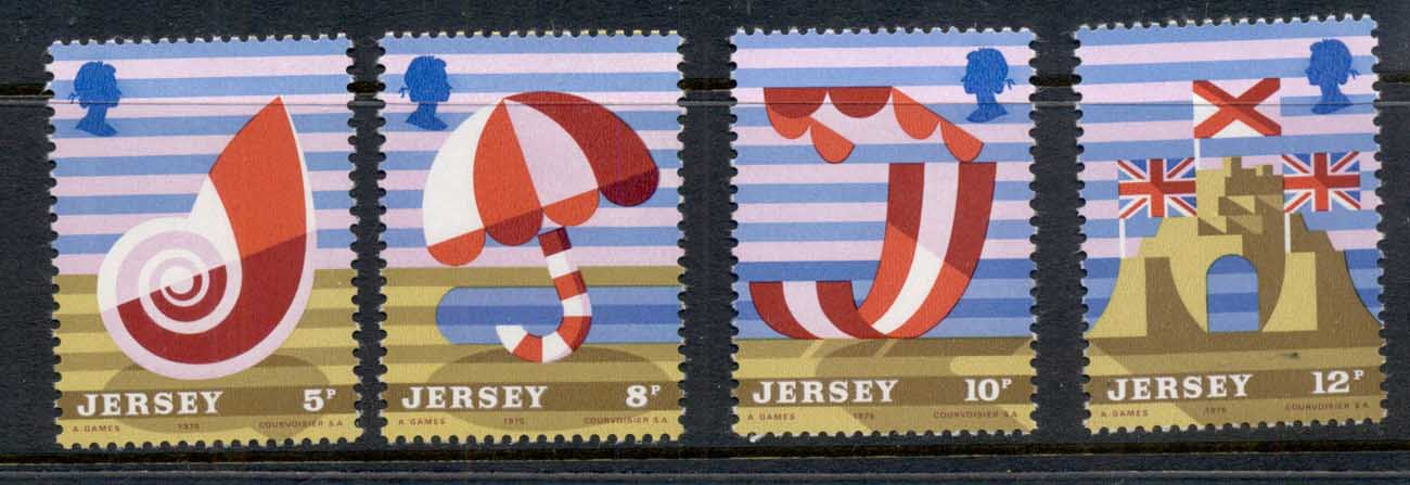 Jersey 1975 Tourism Posters MUH