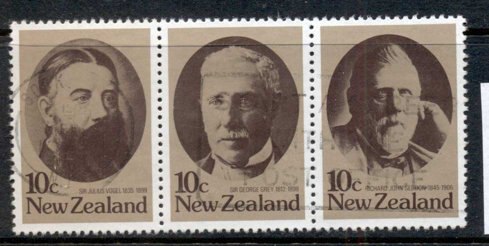 New Zealand 1978 Statesmen FU