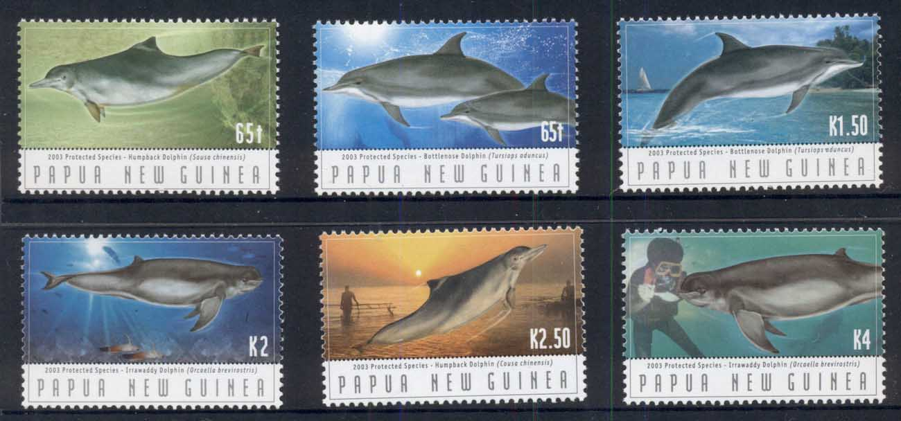PNG 2003 Dolphins MUH