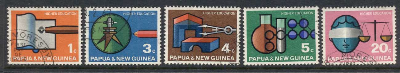 PNG 1967 University Higher Education FU