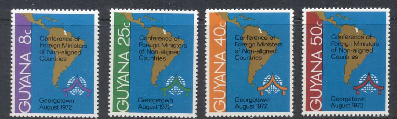Guyana 1972 Ministers Conf MUH