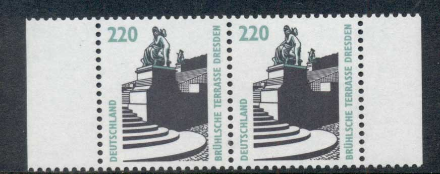 Germany 1994-2001 Historic Sites & Objects 220pf pr MUH