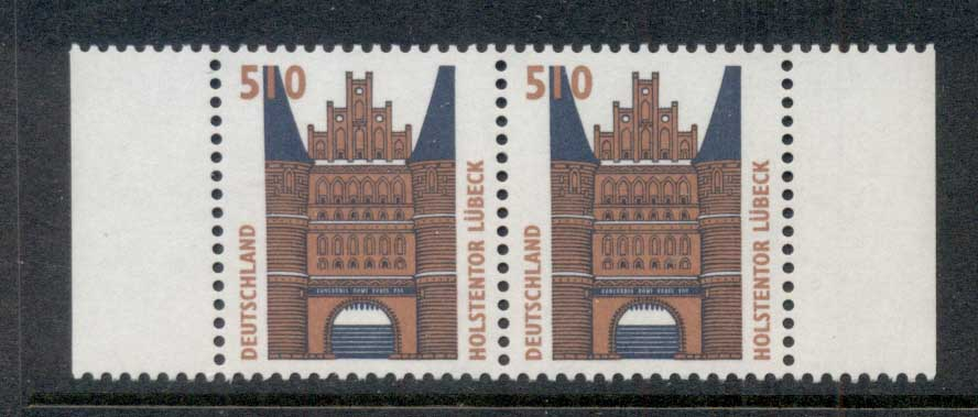 Germany 1994-2001 Historic Sites & Objects 510pf pr MUH
