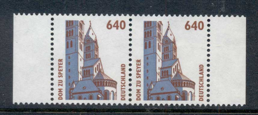 Germany 1994-2001 Historic Sites & Objects 640pf pr MUH