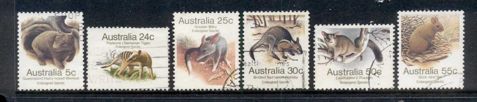 Australia 1981 Endangered Species FU