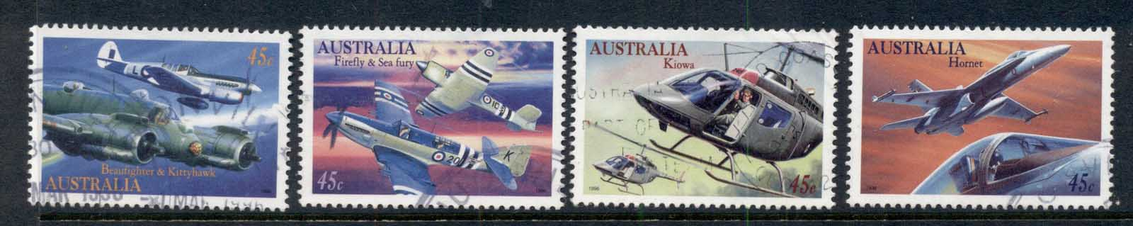 Australia 1996 Military Aviation FU