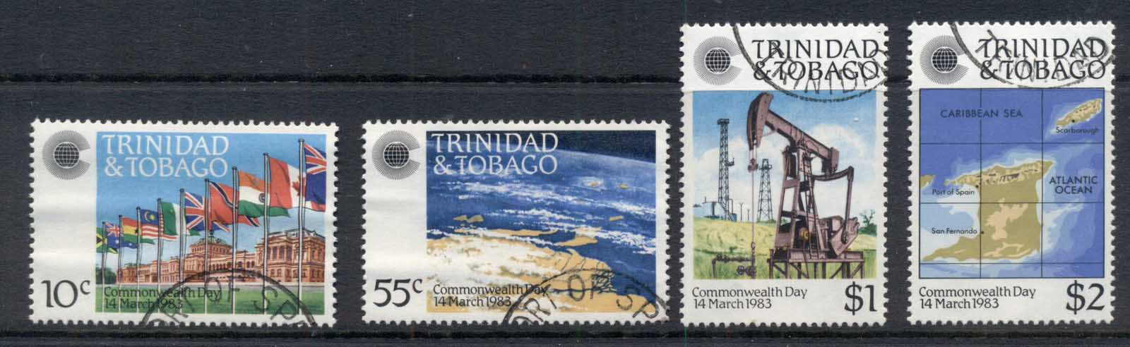 Trinidad & Tobago 1983 Commonwealth Day FU