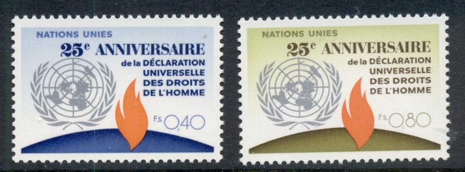 UN Geneva 1973 Human Rights MUH