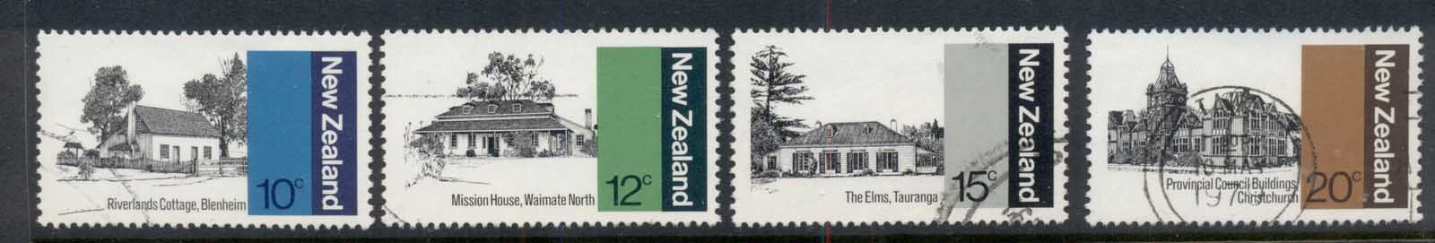 New Zealand 1979 Architecture FU