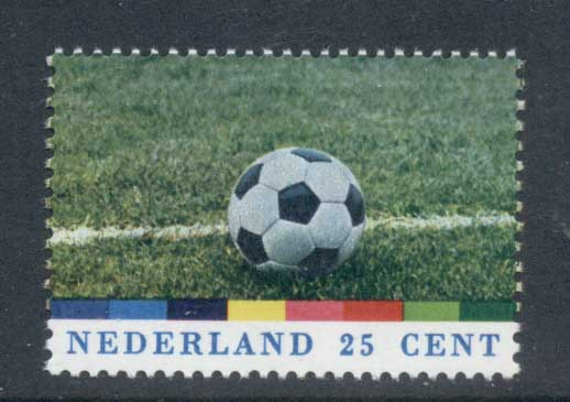 Netherlands 1974 World Cup Soccer Munich MUH