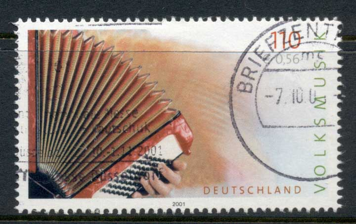 Germany 2000 Folk Music FU