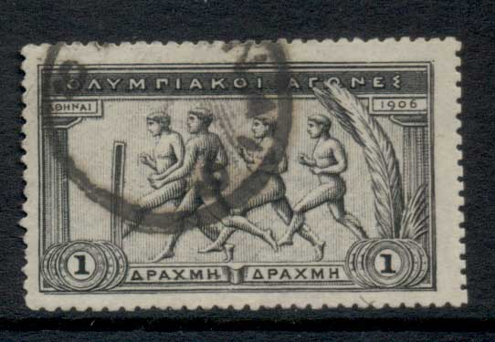 Greece 1906 Greek Special Olympic Games 1d FU
