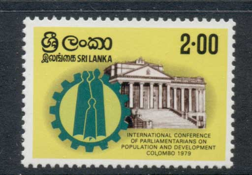 Sri Lanka 1979 Population & Development MUH