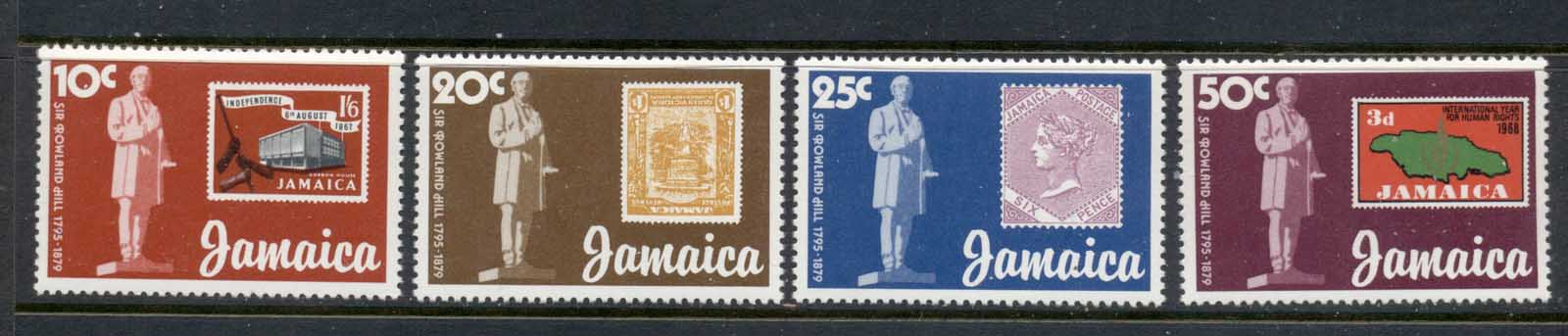 Jamaica 1979 Sir Rowland Hill Death Centenary MUH