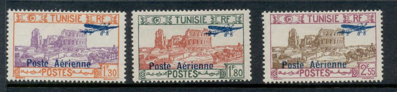 Tunisia 1928 Airpost Opt MLH