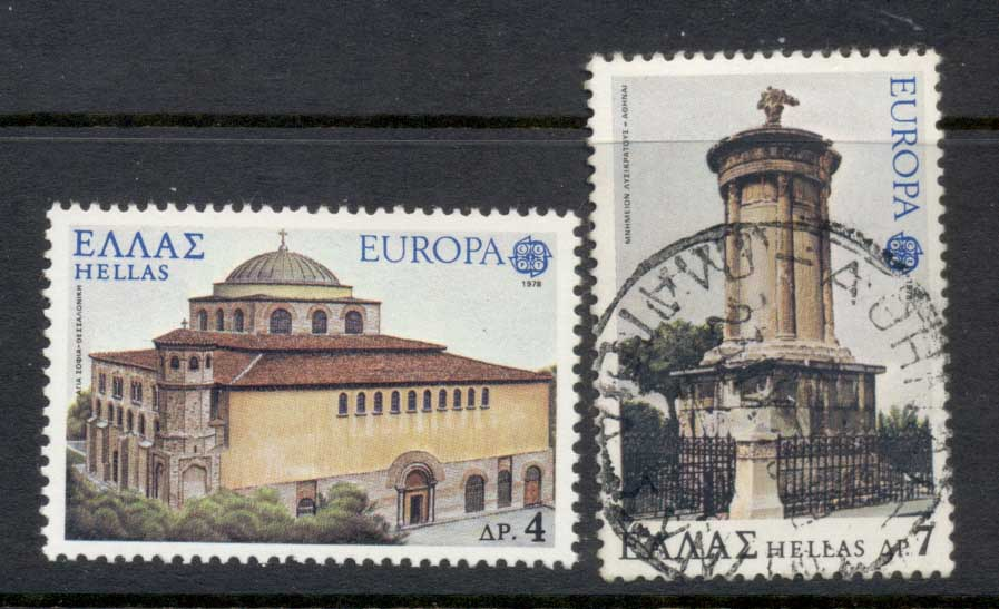 Greece 1978 Europa MUH/FU