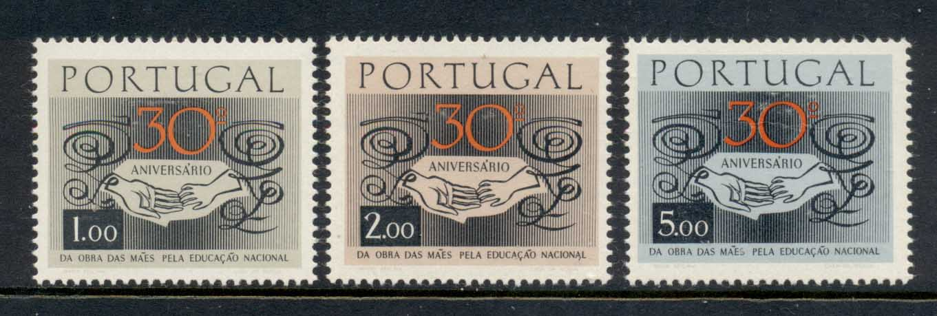Portugal 1968 Mothers Organisation for National Education MLH