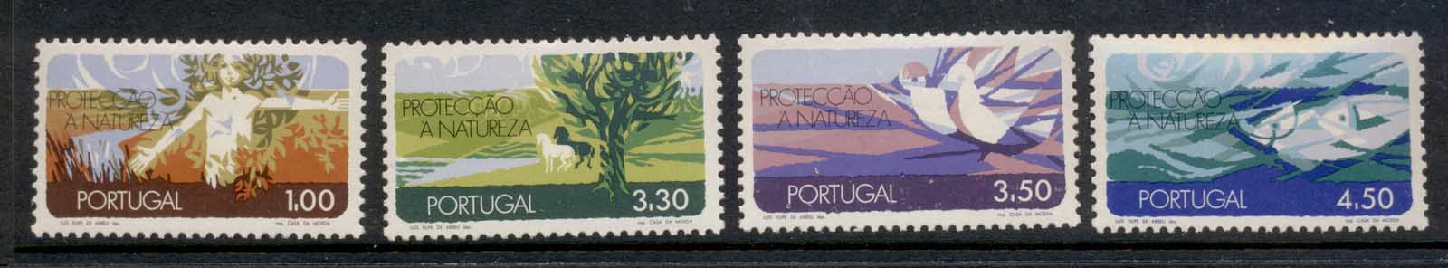 Portugal 1971 Nature Conservation MLH