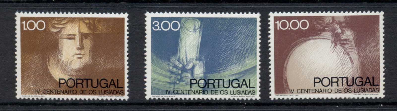 Portugal 1972 Lusiads MLH
