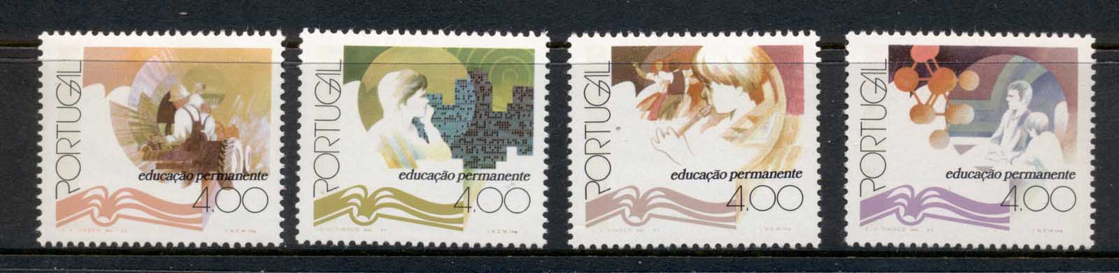 Portugal 1977 Continual Education MLH