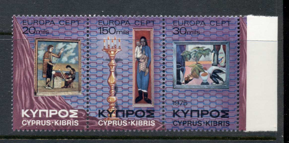 Cyprus 1975 Europa MLH