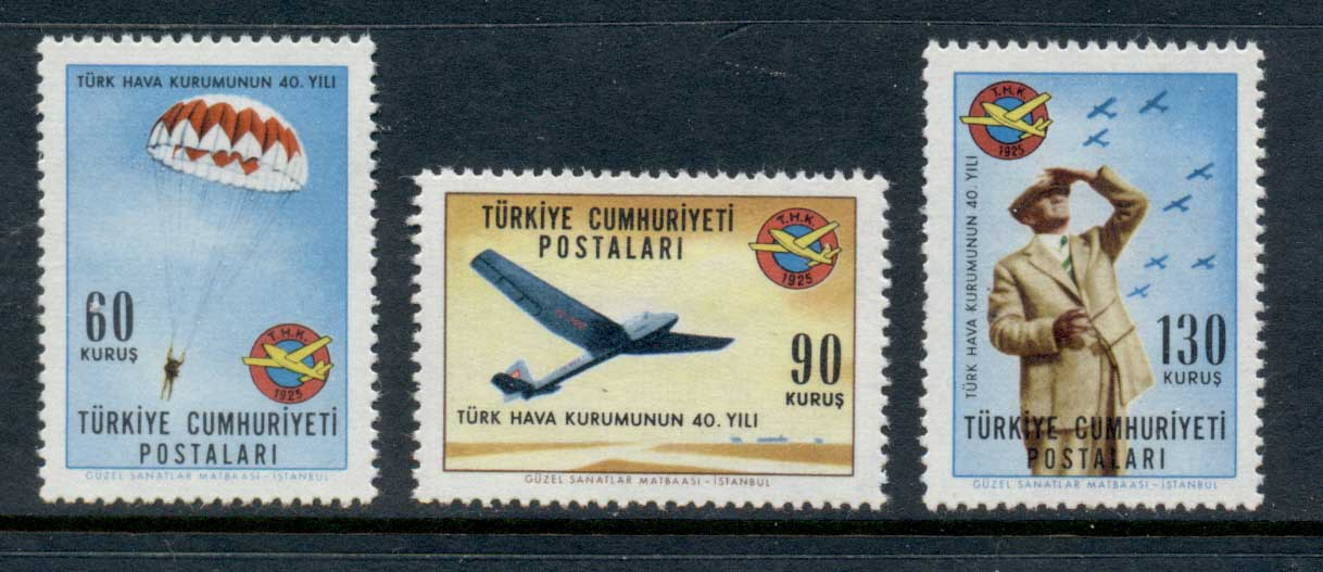 Turkey 1965 Turkish Aviation league MLH