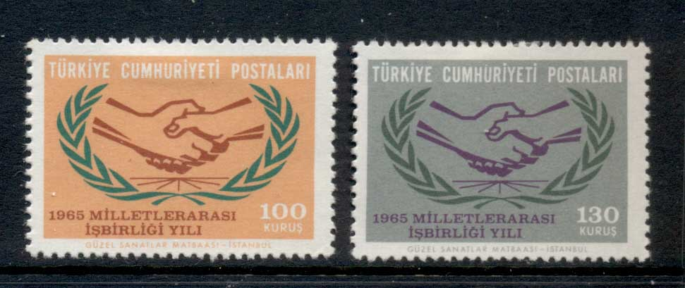 Turkey 1965 ICY MLH