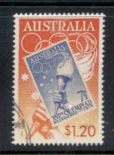 Australia 1999 Olympic Torch FU