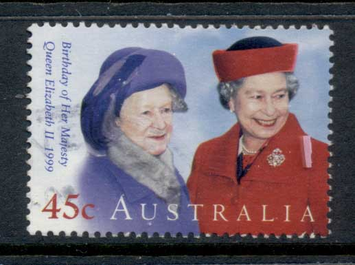 Australia 1999 Queen's Birthday FU