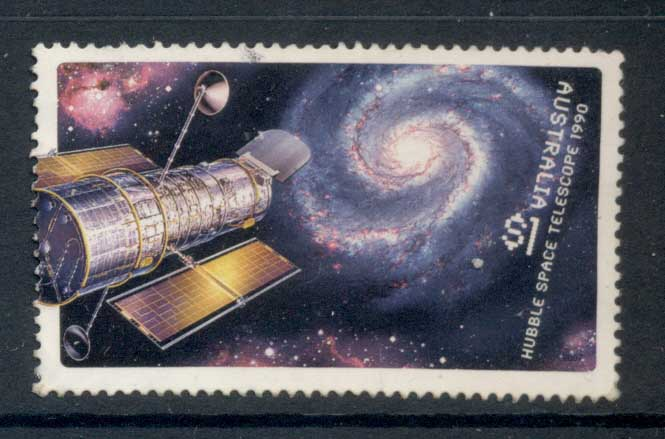 Australia 2007 Space Age 50th Anniv. $1 FU