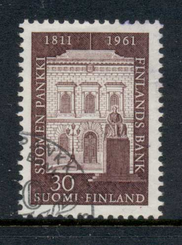 Finland 1961 Bank of Finland FU