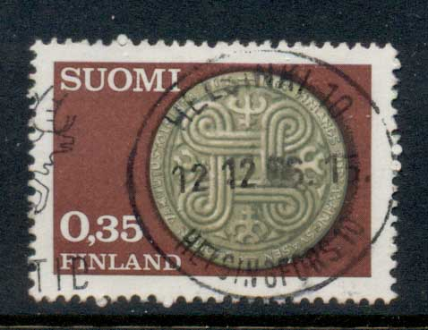 Finland 1966 Insurance System FU