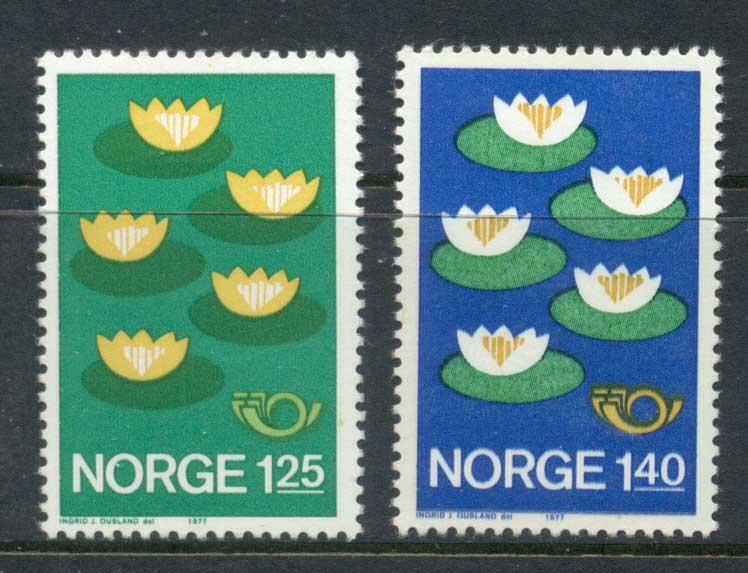 Norway 1977 Nordic Countries MLH
