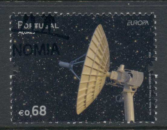 Azores 2009 Europa Space & Astronomy FU
