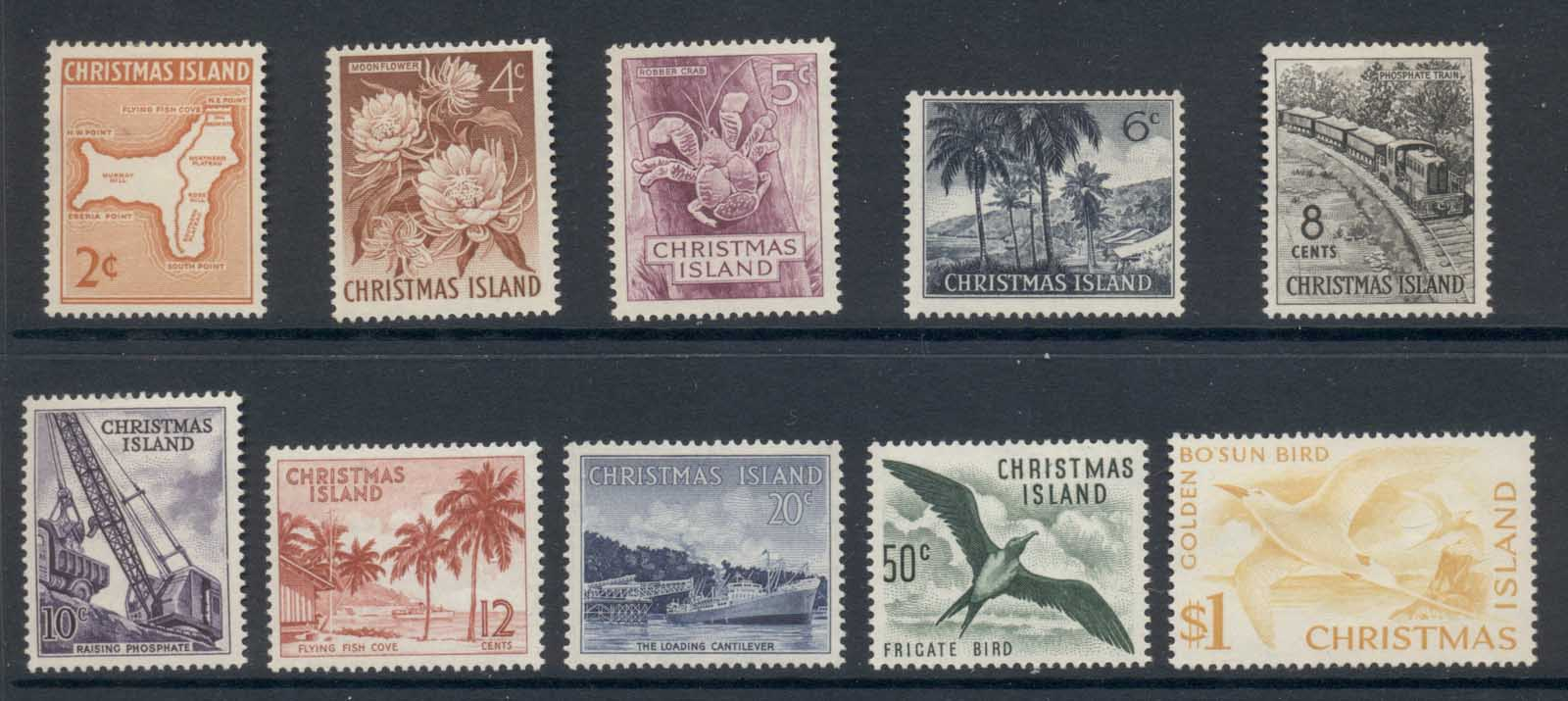 Christmas Is 1963 QEII Pictorials MLH