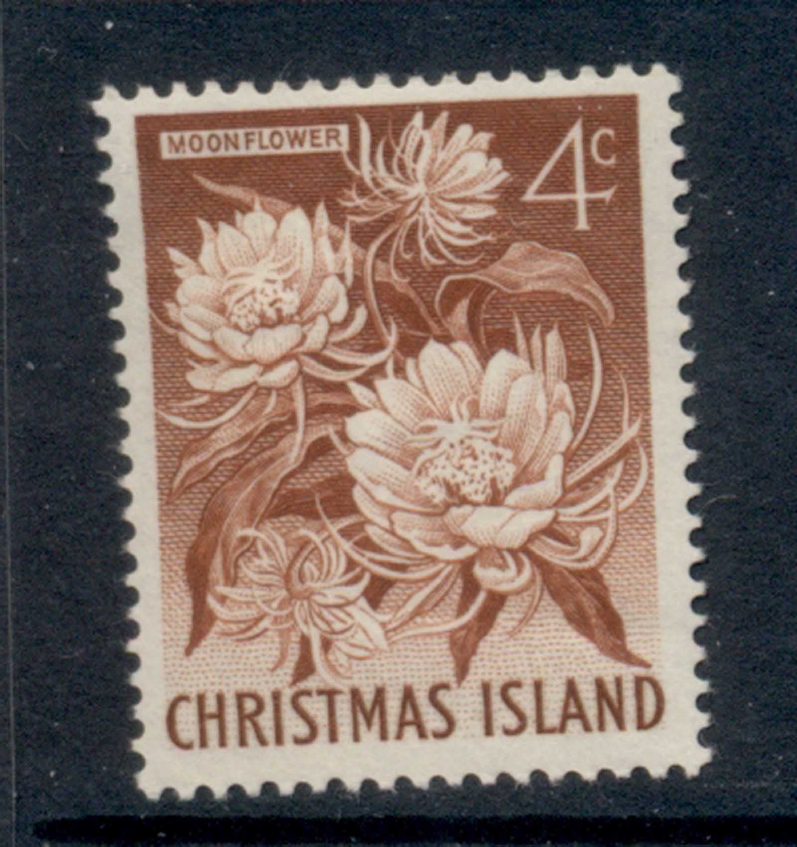 Christmas Is 1963 QEII Pictorials 4c MLH