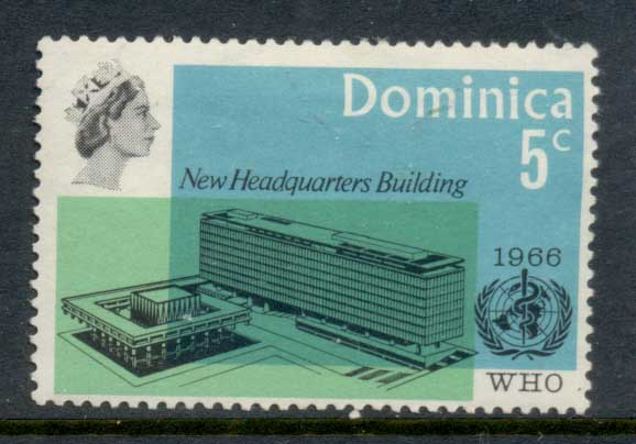 Dominica 1966 WHO MLH