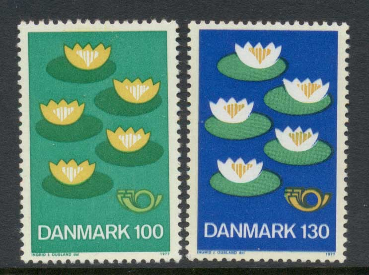 Denmark 1977 Nordic Countries Cooperation MUH