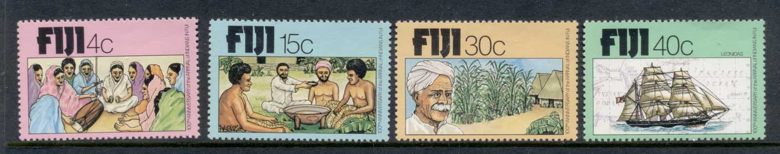 Fiji 1979 Indentured Labourers MUH