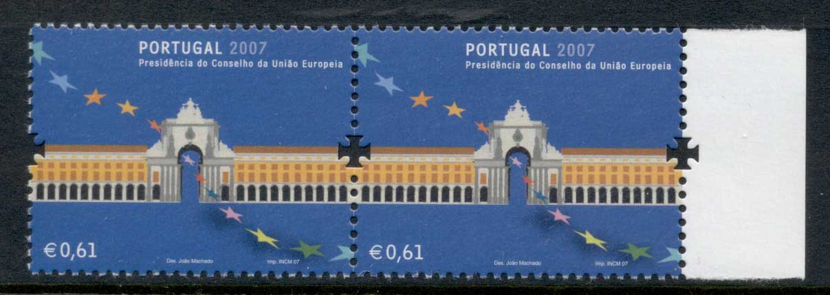 Portugal 2007 Presidency of the Council of Ministers MUH