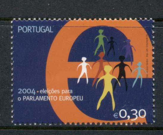 Portugal 2004 European Parliament Elections MUH