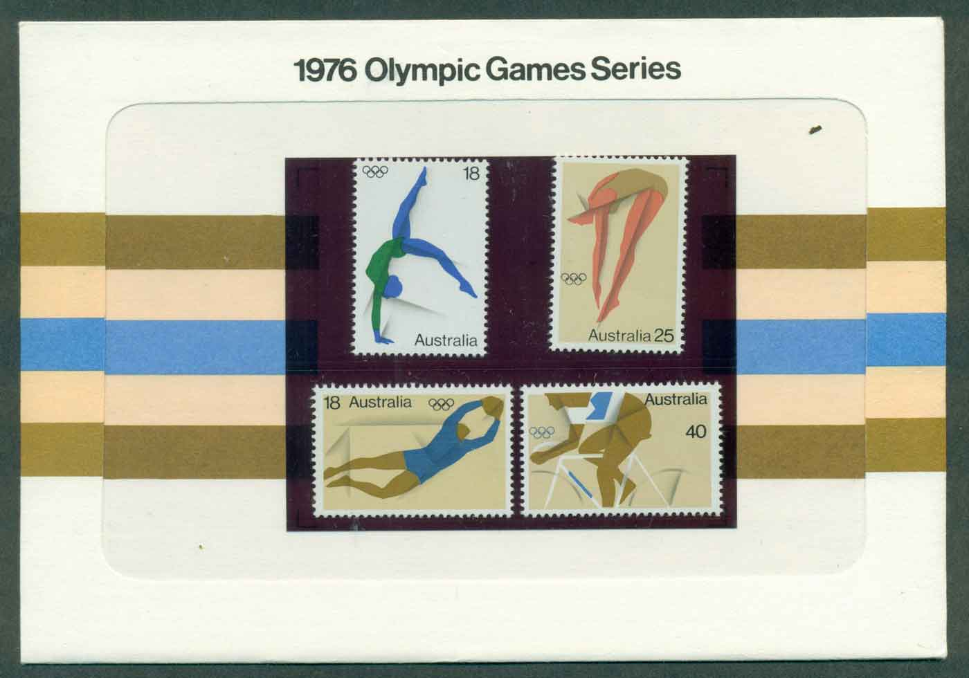 Australia 1976 Olympic Games POP lot32154
