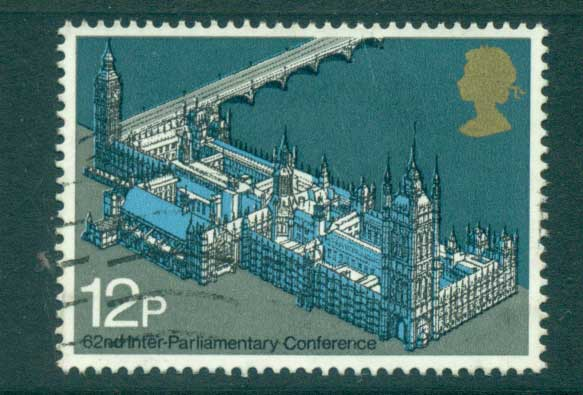 GB 1975 Inter parliamentary Conference FU lot32892