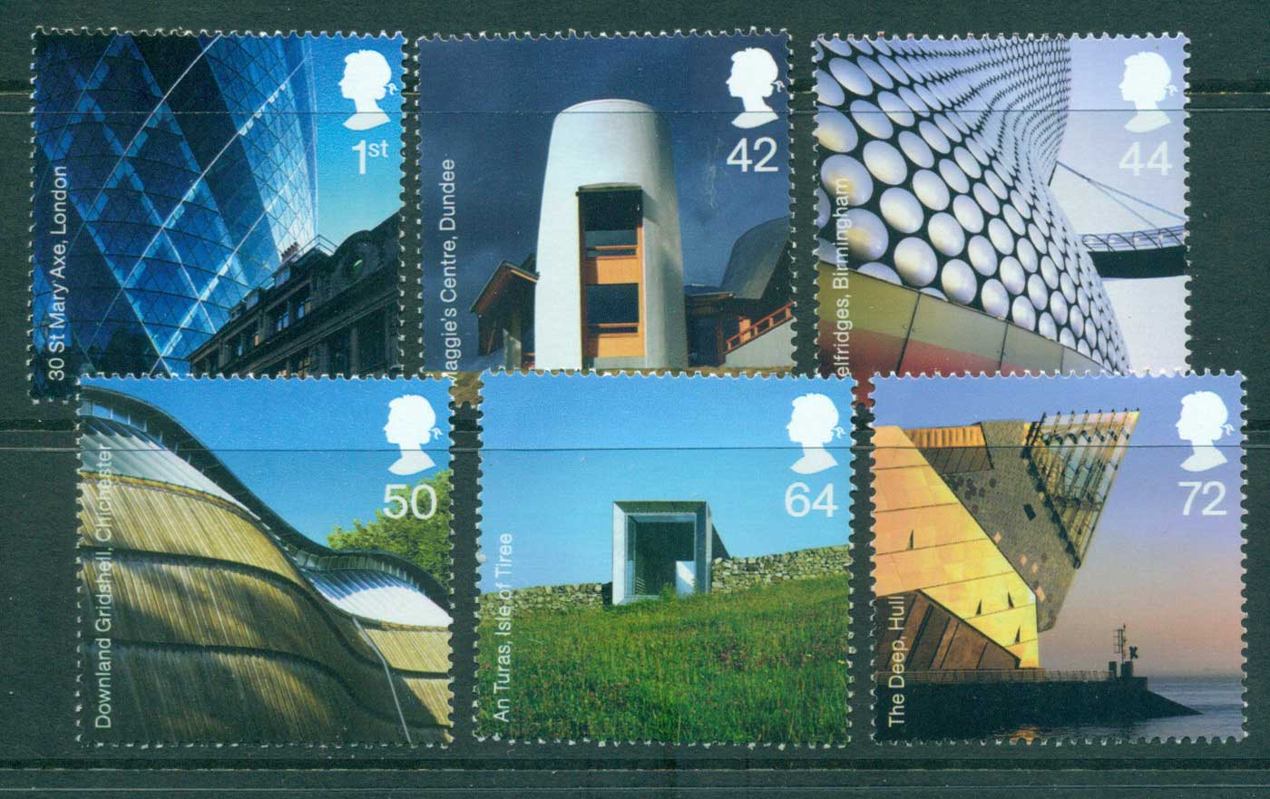 GB 2006 Modern Architecture MUH lot33211